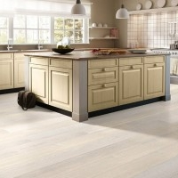 Паркет Quick Step Castello № 1349 Дуб Polar SATIN