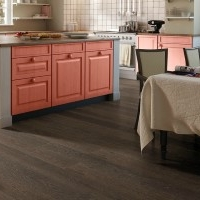 Паркет Quick Step Castello № 1352 Дуб Coffee Brown MATT